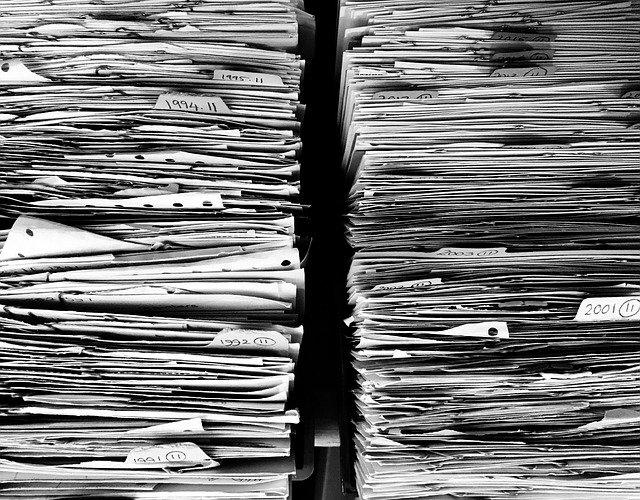 archiwum firmowe
